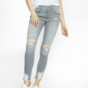 Express ankle jean leggings